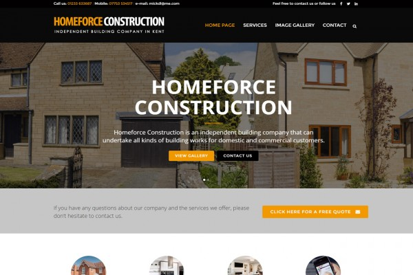 Homeforce Construction