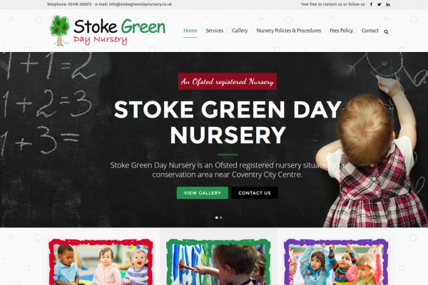Stoke Green Day Nursery